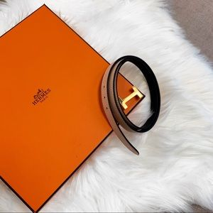 Hermès belt 13mm